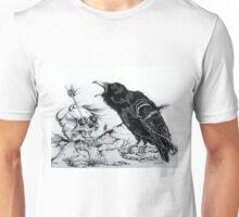 Song Of The Blackest Bird  Unisex T-Shirt