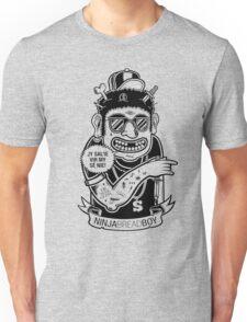 NINJA BOY Unisex T-Shirt
