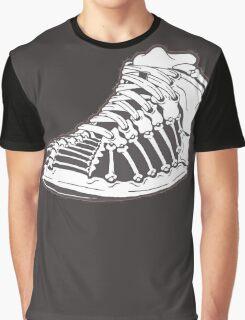SKELETON SHOE Graphic T-Shirt