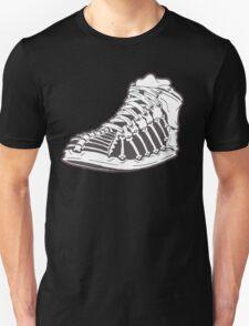 SKELETON SHOE Unisex T-Shirt