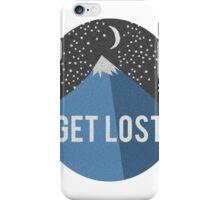 """Get LOST"" iPhone Case/Skin"