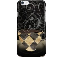Cafe Noir Harlequin iPhone Case/Skin