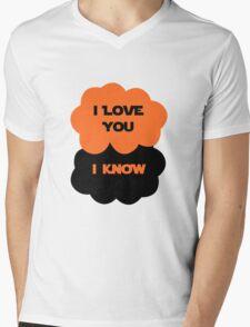 I Love You. I Know. Mens V-Neck T-Shirt