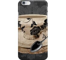 Vintage Cafe I iPhone Case/Skin