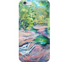 The Rock Pool Currumbin Valley Qld. Australia  iPhone Case/Skin