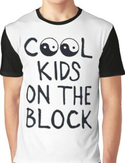 COOL KIDS ON THE BLOCK Graphic T-Shirt