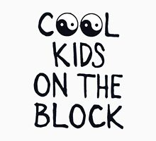 COOL KIDS ON THE BLOCK Unisex T-Shirt