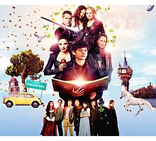 OUAT Turns 100 Photographic Print