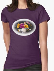My Summer Remembrance ~ Zinnias T-Shirt