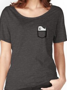 Pocket Dog Women's Relaxed Fit T-Shirt