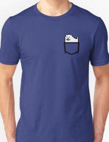 Pocket Dog Unisex T-Shirt
