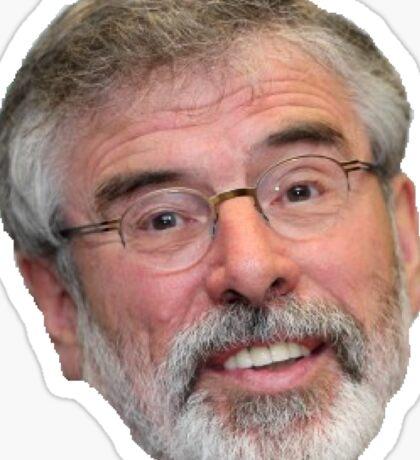 Gerry Adams Sticker