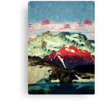 Winter in Keiisino Canvas Print