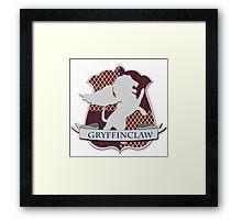 Gryffinclaw Framed Print