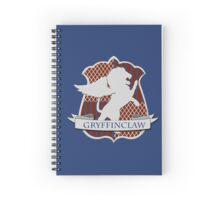 Gryffinclaw Spiral Notebook
