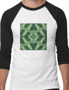 Rainforest Men's Baseball ¾ T-Shirt