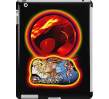 Thundercats Design T-shirt iPad Case/Skin