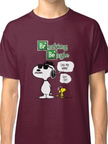 Breaking Beagle Classic T-Shirt