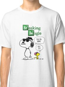 Breaking Beagle Classic T-Shirt