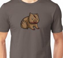 Zombie Wombat Unisex T-Shirt