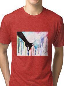 Love Sees No Color Tri-blend T-Shirt