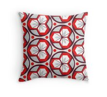 MCM Hexaflora Throw Pillow