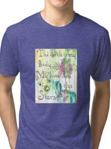 My Head is in The Stars Tri-blend T-Shirt