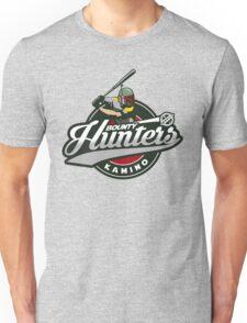 Bounty Hunters baseball  Unisex T-Shirt