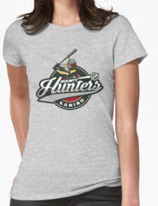 Bounty Hunters baseball  Womens Fitted T-Shirt