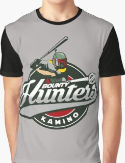Bounty Hunters baseball  Graphic T-Shirt