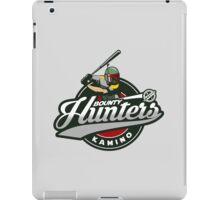 Bounty Hunters baseball  iPad Case/Skin