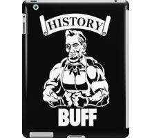 History Buff iPad Case/Skin