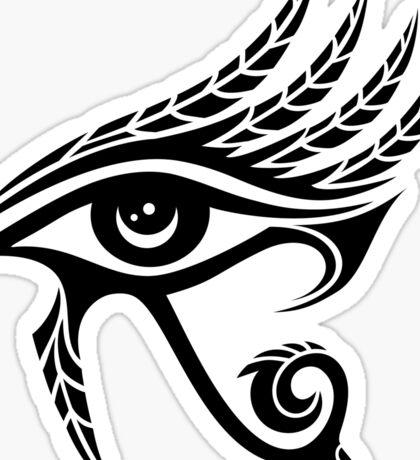Eye of Horus, Protection, Symbol Wisdom & Truth, Sticker