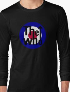 Thee Who Long Sleeve T-Shirt