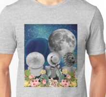 Moon Bath Unisex T-Shirt