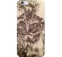 Broken Raiden iPhone Case/Skin