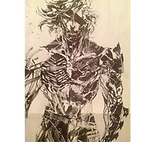 Broken Raiden Photographic Print