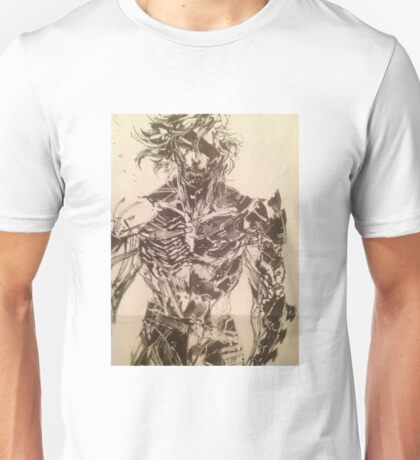 Broken Raiden Unisex T-Shirt