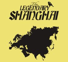 The Legendary Shanghai Baby Tee