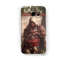 Assassins Creed Black Flag limited cover Samsung Galaxy Case/Skin