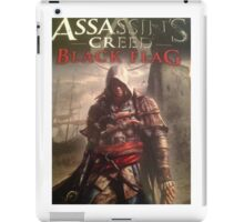 Assassins Creed Black Flag limited cover iPad Case/Skin
