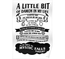 TVD Song Poster