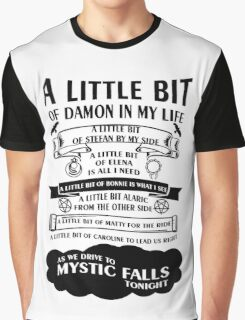 TVD Song Graphic T-Shirt