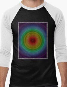 Rainbow Ornaments Men's Baseball ¾ T-Shirt