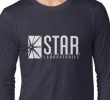 The Flash Star Labs t-shirt Laboratories - The CW, Grant Gustin, DC Comics Long Sleeve T-Shirt