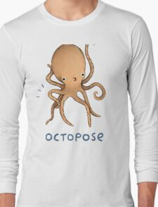 Octopose Long Sleeve T-Shirt