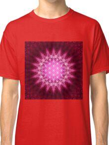FLOWER OF LIFE - SACRED GEOMETRY - HARMONY & BALANCE Classic T-Shirt