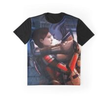 Safe in your arms. Graphic T-Shirt