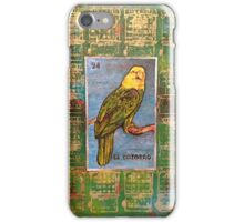 el cottoro iPhone Case/Skin