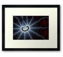 Magic Bow Spiral No. 5 Framed Print